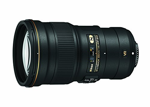 Nikon AF-S FX NIKKOR 300MM f/4E PF ED Vibration Reduction Lens with Auto Focus for Nikon DSLR Camerasの商品画像