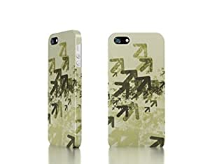 Apple iPhone 4 / 4S Case - The Best 3D Full Wrap iPhone Case - Arrows