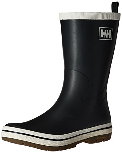 Helly Hansen Mens Midsund 2 Rain Boot Navy / Off White / Gum