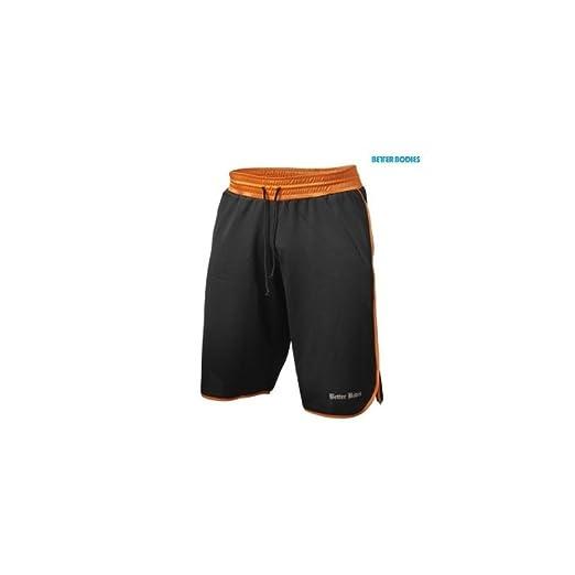 hinta alennettu ostaa hyvää uusi korkealaatuinen Better Bodies Mesh Gym Shorts at Amazon Men's Clothing store: