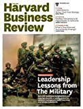 img - for Harvard Business Review (November 2010 - Leadership Lessons from the Military) book / textbook / text book