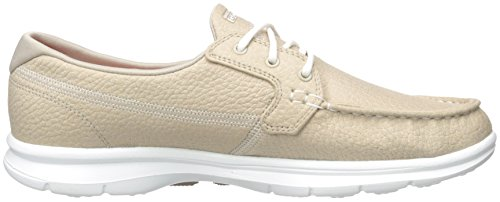 Riptide Go Femme Step Chaussures Skechers Taupe Bateau REqZBOwnz
