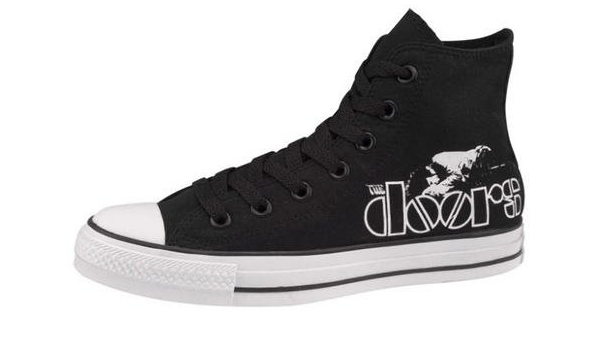 Converse The Doors 100th Anniversary Collection (Men's 12) White ...