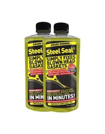 Amazon com: Steel Seal Blown Head Gasket Fix Repair Sealer