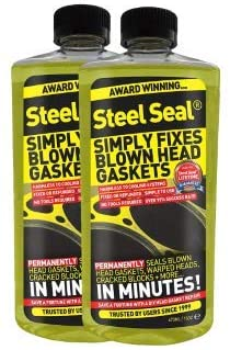 Steel Seal Blown Head Gasket Sealer