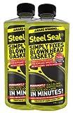 Steel Seal Blown Head Gasket Fix Repair Sealer