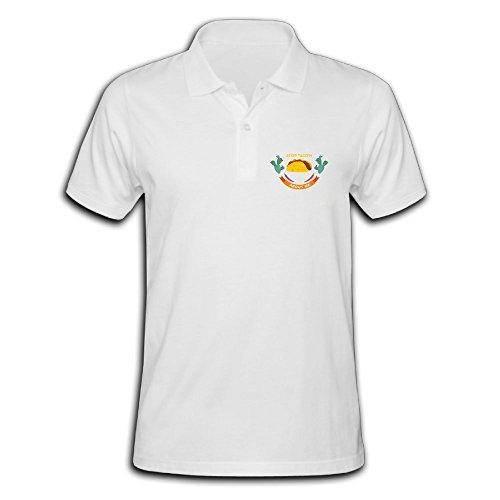 Thong Humor Classic Thong (ZHONGJIAN Men's Polo Shirt Short Sleeve With Classic Printing)