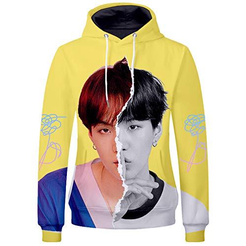 CHAIRAY Kpop BTS Map of The Soul 7 Shirts Jungkook Jhope Jin Jimin V Off Shoulder Tshirt Tops