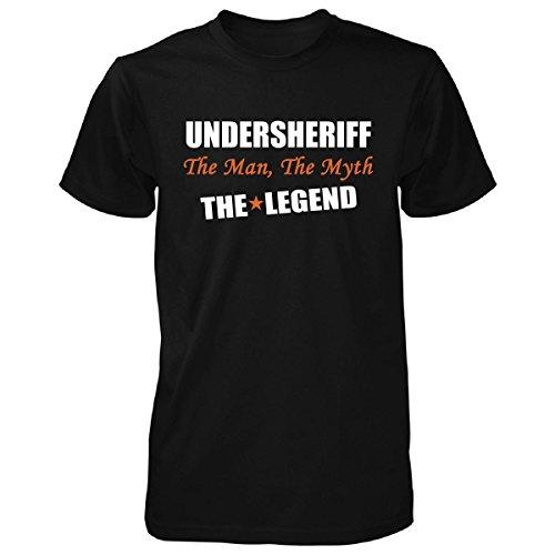 Undersheriff The Man, The Myth The Legend - Unisex Tshirt