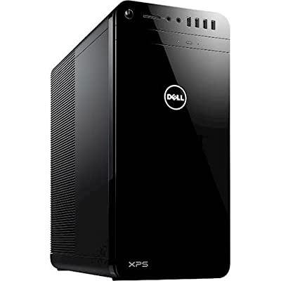 Dell - XPS Desktop - Intel Core i7 - 16GB RAM - NVIDIA 1050 Ti - 1TB HD + IntelOptane Memory - Black