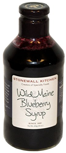 Stonewall Kitchen Gluten Free Wild Maine Blueberry Syrup, 30 oz ()