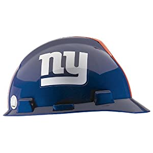 New York Giants Hard Hat | NFL Hard Hats | SportsHardHats.com 1