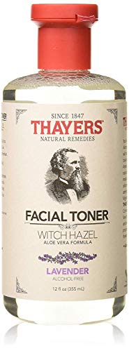 Thayers Natural Remedies Witch Hazel Lavendar - Alcohol Free 12 fl oz (355 ml) Liquid