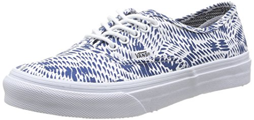Blu Unisex Vans Slim U Adulto Navy Sneaker Authentic aqZFYq