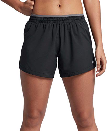 Nike Pantaloncini da Gunsmoke Black Elevate donna Arzng5qAS