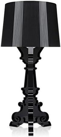 Polcarbonate Noir Kartell 9071Q8 Lampe de table