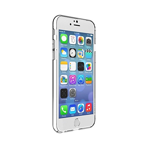 SwitchEasy Nude Ultra Slim für Apple iPhone 6S clear