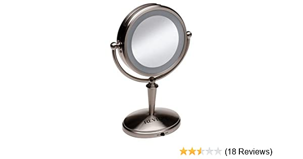 Amazon.com : Revlon RV970 Lighted Magnifying Mirror : Personal Makeup Mirrors : Beauty