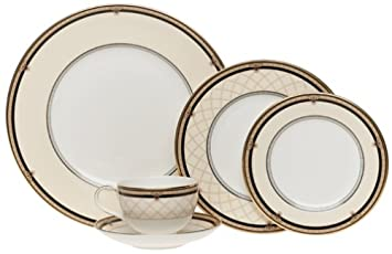 Royal Doulton Baroness 5-Piece Dinnerware Place Setting, Service for 1