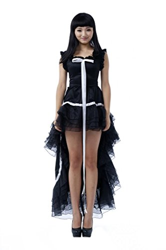 Mtxc Women's Chobits Cosplay Chii Dress