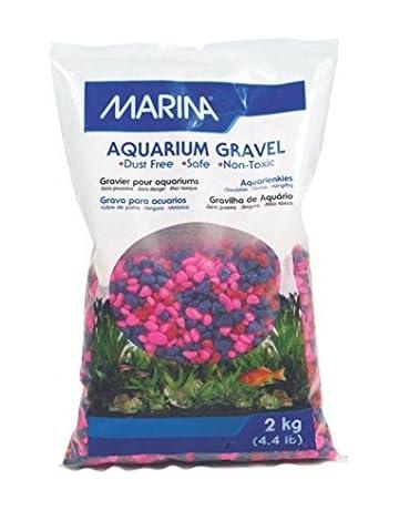 Marina Grava Jelly Mix Tom, Piedra, Pink/Blue, 2 kg