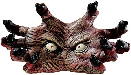 Design Toscano The Creepy Thing Wall Sculpture – Zombie Statue