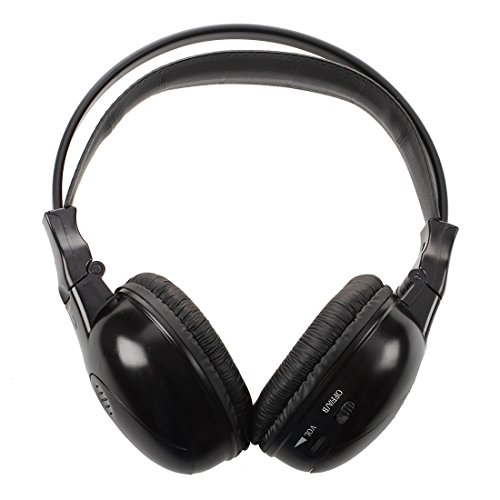 Wireless IR headphones - TOOGOOHeadphone / earphone stereo f
