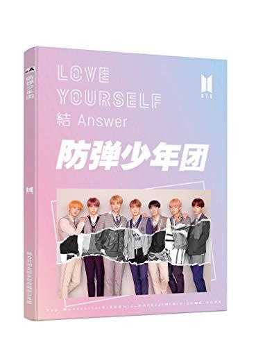 CHAIRAY BTS Love Yourself Tear Photo Album Bangtan Boys Lyrics Book Give Poster+Bookmark