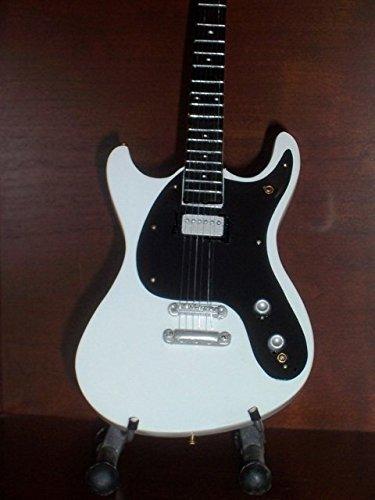 (RAMONES JOHNNY RAMONE Mini Guitar Display GIFT )