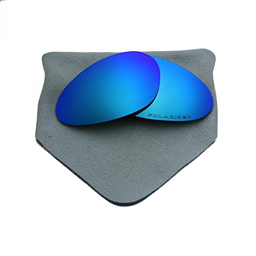 Polarized Lenses Replacement for Oakley Minute 1.0 Blue - Lenses Replacement Minute Oakley
