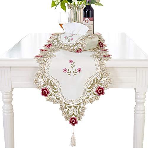 Elegant Roses Satin - 9