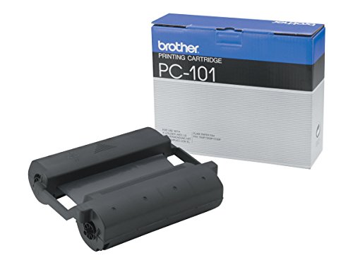 Brother PPF Print Cartridge - 750 Pages (PC101) - Retail Packaging