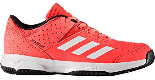 buy popular c158f cad77 adidas Court Stabil Jr Indoor Field Hockey (Hockey Shoes)