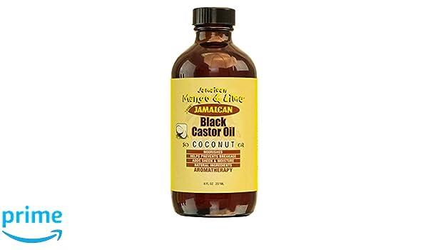 Jamaican Mango & Lima Aceite ricino/Coco 236 ml - juego de 4: Amazon.es: Belleza