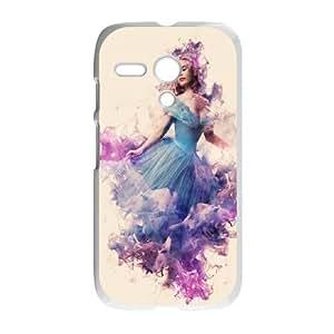 S-N-Y6056473 Phone Back Case Customized Art Print Design Hard Shell Protection Motorola G