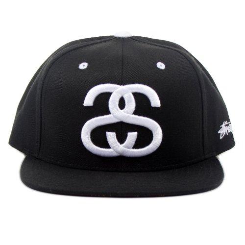 Stussy - Double S Snapback Hat e4babbc7ab7