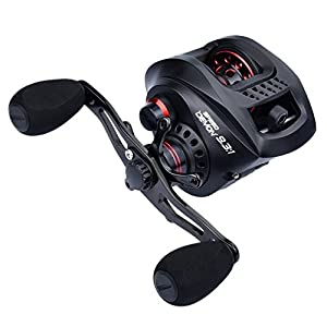 Baitcasting Fishing Reel High Speed Speed Demon 9.3:1