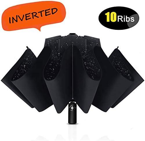 Bodyguard Inverted Windproof Umbrella Umbrellas