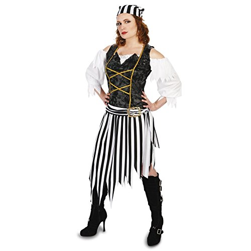 Pirate Princess Adult Costume M