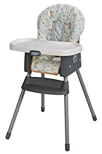 Amazon Com Graco Simpleswitch Convertible High Chair And