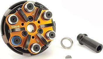 Clutch TD23-2 Tomar 10T Go Kart 6 Spring 2 Disc