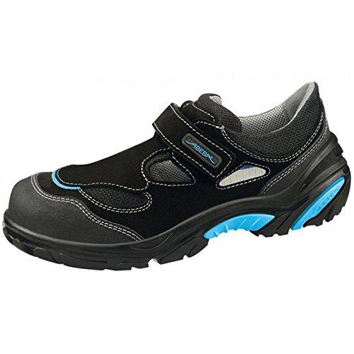 Abeba - Calzado de protección para hombre Noir/Bleu