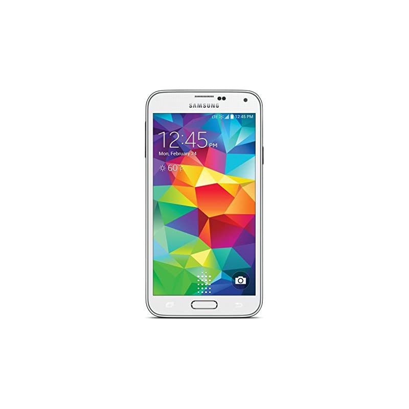 Samsung Galaxy S5 White 16GB (Boost Mobi