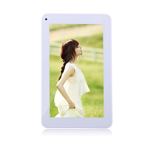 IRULU X1c 7 Inch Tablet,Google Android 4.2.2 Gingerbread OS, 8GB Storage Pink