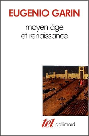 Moyen Âge et Renaissance epub pdf