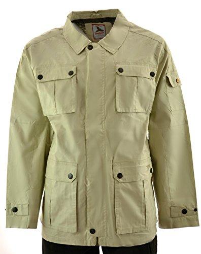 Waxed Cotton Jacket - 8