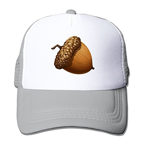 Noogra Nuts Unisex Grid Baseball Caps Hat Adjustable Customize (Mad Hatter Gif)