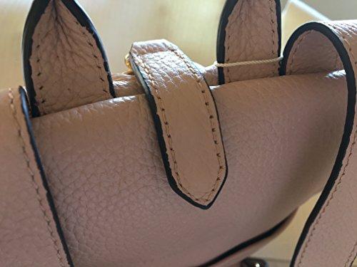 Aimee Kestenberg Tamitha Backpack Blush Leather Gold Hardware by Aimee Kestenberg (Image #3)