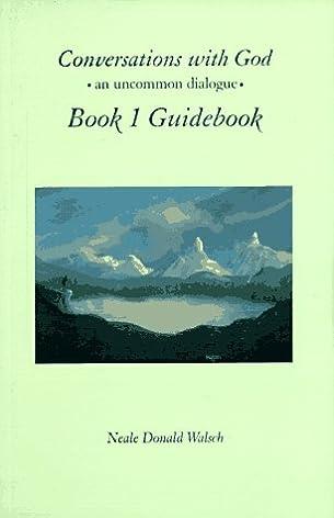 conversations with god book 1 guidebook an uncommon dialogue bk rh amazon com Prayer Conversations with God People Conversation