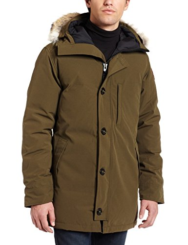 Canada gooses Men's The Chateau Jacket Size -